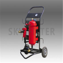 Bxluc Series Portable Oil Filter Carts