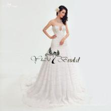 RSW781 Bling vestido de bola vestido de novia vestido de novia Imágenes muestra 2015