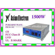 Inversor 1500W 240VAC de alta eficiencia