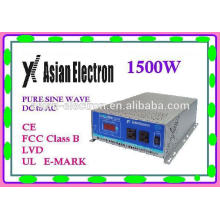 DC to AC inverter 1500W 100VAC high frequency