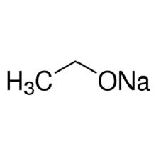 sodium methoxide deacetylation mechanism