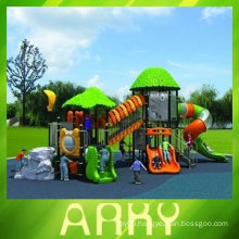 Forest Style Outdoor Playground Equipment