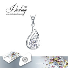 Destiny Jewellery Crystal From Swarovski Necklace Dolphin Pendant
