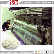 HG Pringles full automatic potato puff machinery/newest potato puff machinery