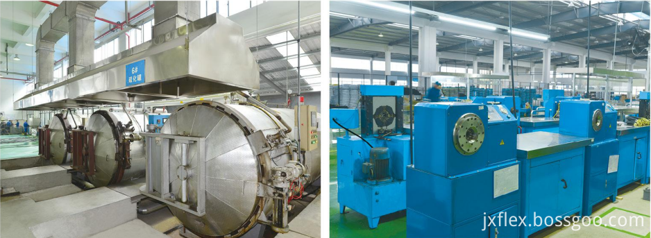 production for air conditioning hose