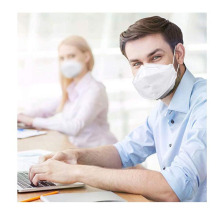 Nonwoven Face Mask Made of PP