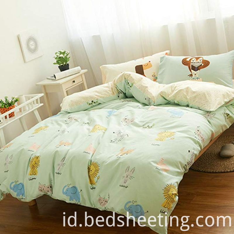 Cotton Blend Children S Duvet Cover