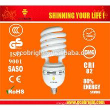 HOT! 17MM 105W 5500K HALF SPIRAL STUDIO ENERGY LAMP 10000H CE QULITY