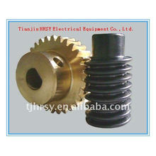 Worm gears and worm