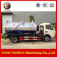 Dongfeng Duolika 5000L Abwasserabsaugwagen mit gutem Preis
