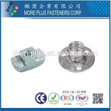 Fabriqué à Taiwan en acier inoxydable en cuivre laiton en acier reconstitué en acier inoxydable