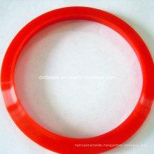 CNC Lathe Cut PU Hydraulic Wiper Seals Dust Seal