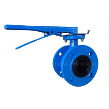 New style and cheap ductile iron butterfly valve