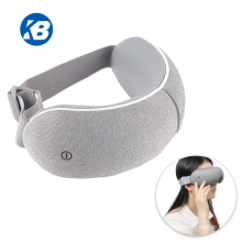 health care  music player acupressure heating eye care massager