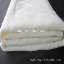 High loft washable 50% silk fiber +50% polyester wadding factory Supplier