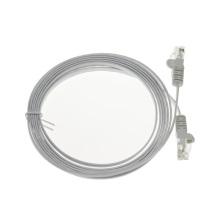 Kundenspezifisches systimax cat6 UTP flaches Patchkabelkabel