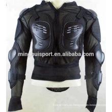 Armadura de cuerpo de motocross Chaqueta de motocross con armadura completa