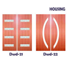 Fully Finished Internal Timber Composite Doors 2000 * 800 * 40 Mm