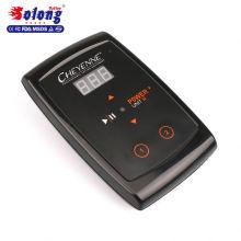 Alimentation d'énergie de commutateur de commande de Digital d'approvisionnement de tatouage de Solong pour la machine-outil de tatouage