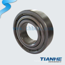 High speed ball bearing 4201 Double row bearing 4201
