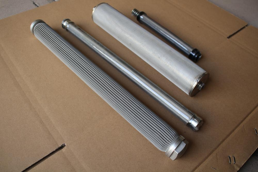 water oil filter