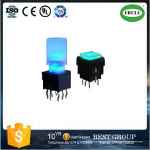 Commutateur de haute qualité et peu coûteux avec interrupteur d'éclairage (FBELE)