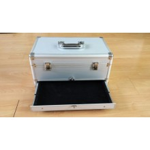 Aluminum Tool Case with Drawer
