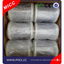 MICC cable de resistencia eléctrica hilo elemento calefactor cn