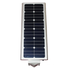 Luz de calle solar integrada LED 20W