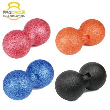 Bola de cacahuete del masaje de la espuma de Procircle Yoga EPP para el lanzamiento del cuerpo