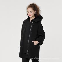 Abrigo caliente al por mayor de las señoras calientes del estilo de la moda