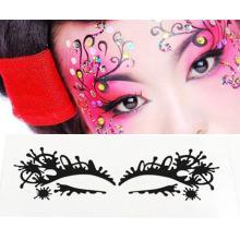 Ojo ojo arte máscara ojos etiqueta Mfe004