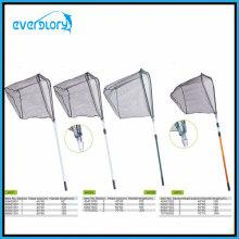 Unterschiedliche Kopfgröße und Grifflänge Landing Net Fishing Tackle