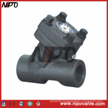 Y-Type Forged Steel Check Valve