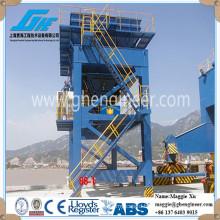 50cbm Rail Way Mobile Port Hopper