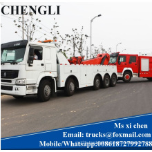 Hot Sale 5 Axles Sinotruk HOWO Wrecker