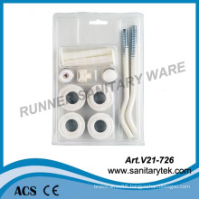 Set of Aluminium Radiator Accessories Packed in a Blister (V21-726)