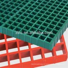 Rejilla de fibra de vidrio FRP