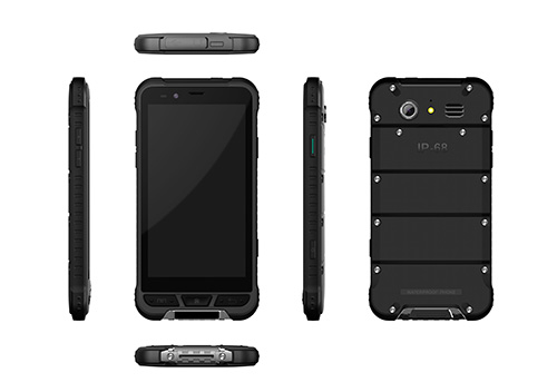 Waterproof Robust Android cell phone