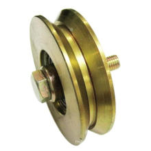 Single Screw Wheel, Industrial Door Pulley, Wheel, Al-D050