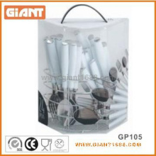 China Cheap Price PP Cutlery With Plastic Handle