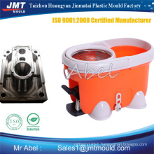 Various of molding plastic mop bucket making machine ,plastic mop bucket mould