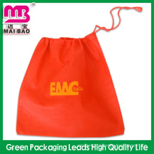 Top quality reusable shopping bags non woven drawstring bag