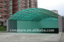 3MM Car Shed Polycarbonate hollw Sheets