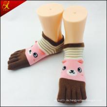 Cartoon Sexy Teen Mädchen Socken mit verschiedenen Farben