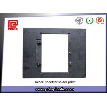 Wave Solder Pallet for PCB Assembly
