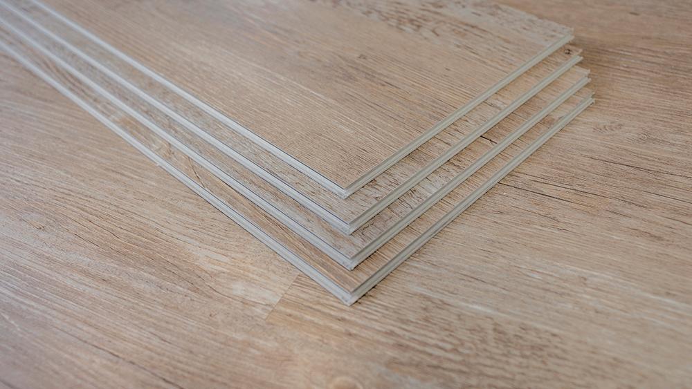 Stone Plastic Click Flooring