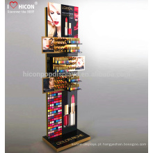 Melhore a sua marca no varejo Atraente Custom Design Metal Retail Store Counter Unidades de exibição cosmética