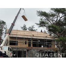 SIPs Непрерывная изоляция Воздухонепроницаемая оболочка здания