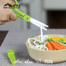 Rust Proof Antibacterail Ceramic Baby Food Scissors